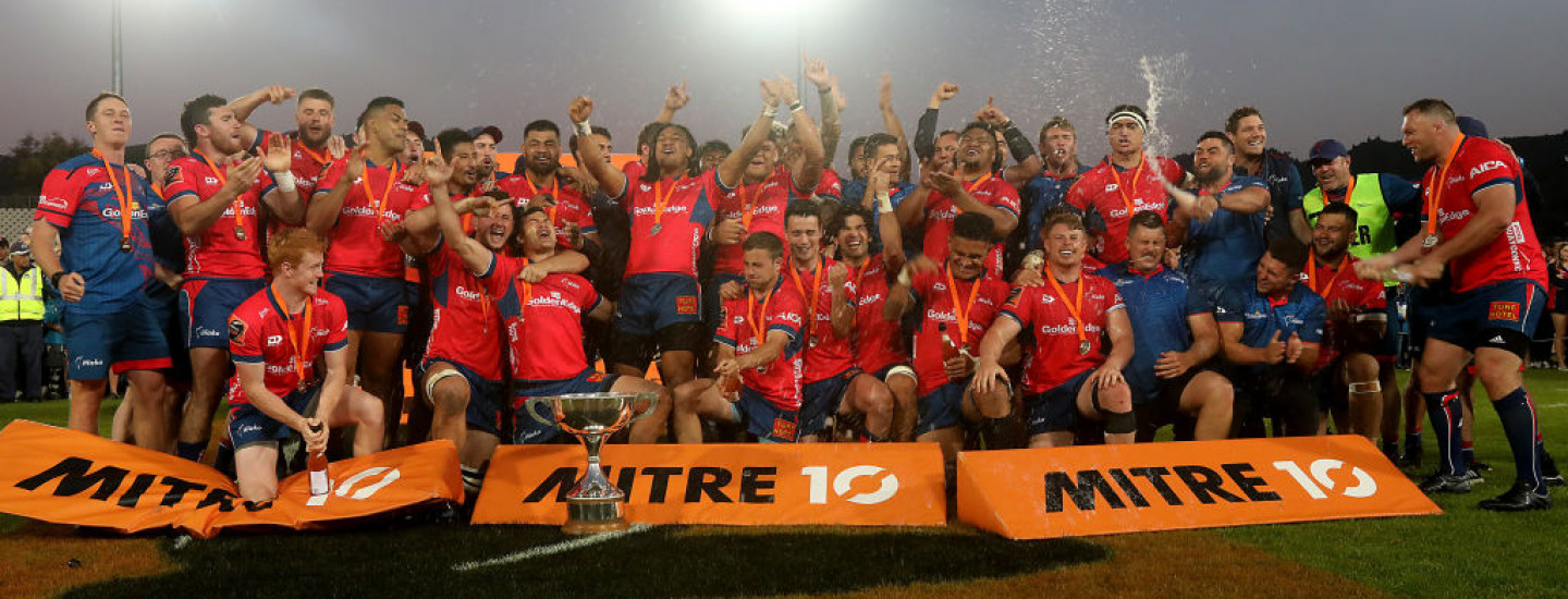 2020 Mitre 10 Cup Winners