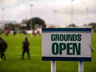 Grounds Open
